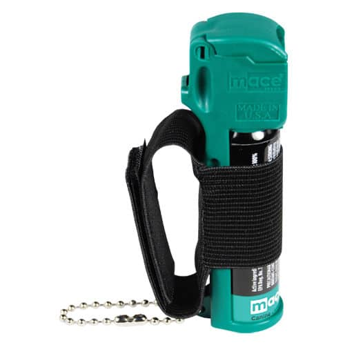 Mace® Canine Repellent with Wrist Strap Side View