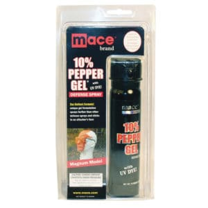 Mace Pepper Gel in Blister Packaging