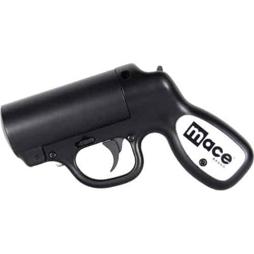 Mace®Black Pepper Gun Side View
