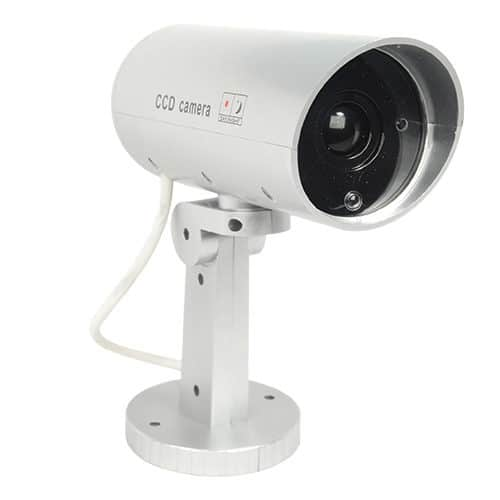Dummy Camera with Flashing LED Front View