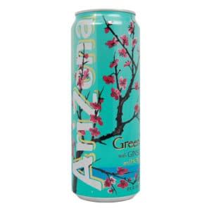 Arizona Tea Can Diversion Safe Front View