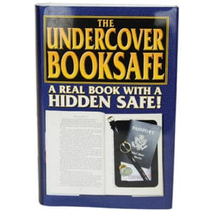 Book Diversion Safe Front View