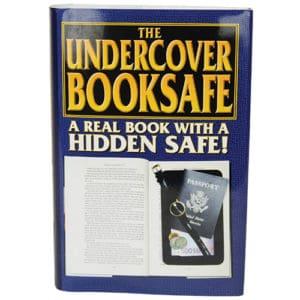 Book Diversion Safe Front View