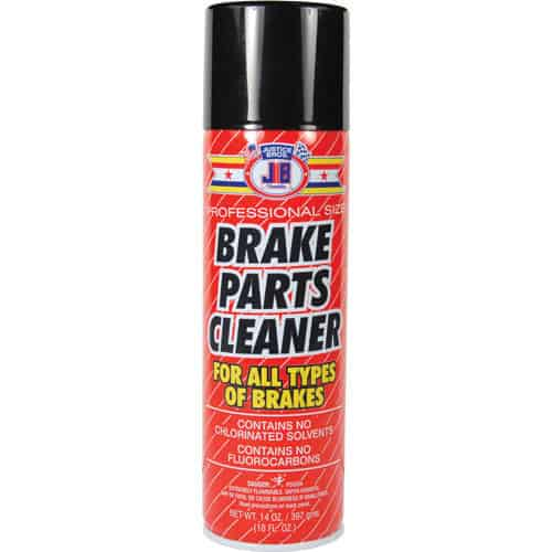 Brake Cleaner Can Diversion Safe Front View