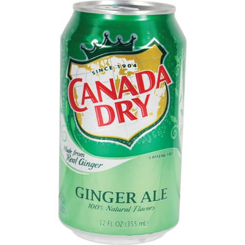 Ginger Ale Can Stash Safe Front View
