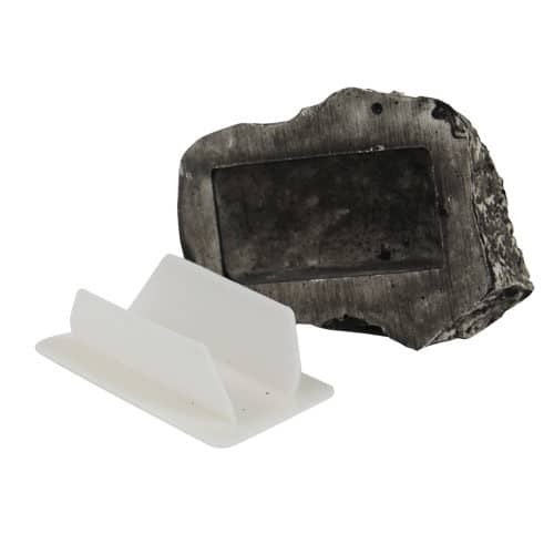 Stone Diversion Safe Showing Secret Chamber