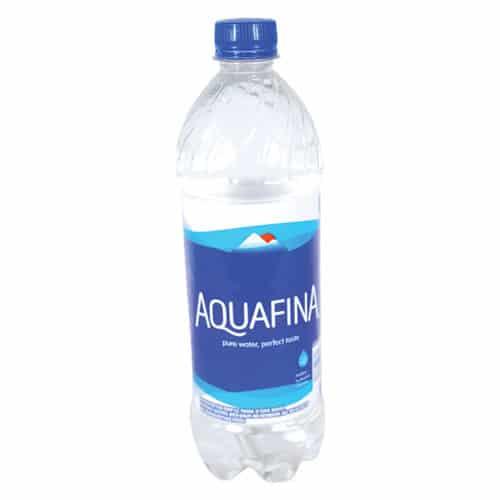 Water Bottle Diversion Stash Safe Front View