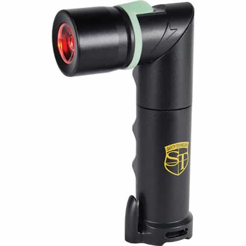 8 in 1 Emergency Auto Tool View of Red Flashing Signal Light