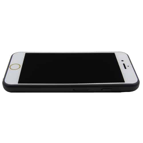 Stun Gun Cell Phone Top View Flat
