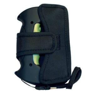ZAP Double Trouble Stun Gun Viewed in Nylon Holster
