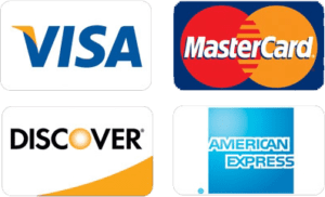 Security Defense Weapons Credit Card Logos