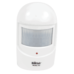 Front View HomeSafe Wireless Motion Sensor for Home Security