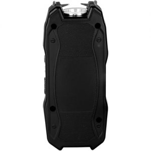 Black Hot Shot Stun Gun Back View
