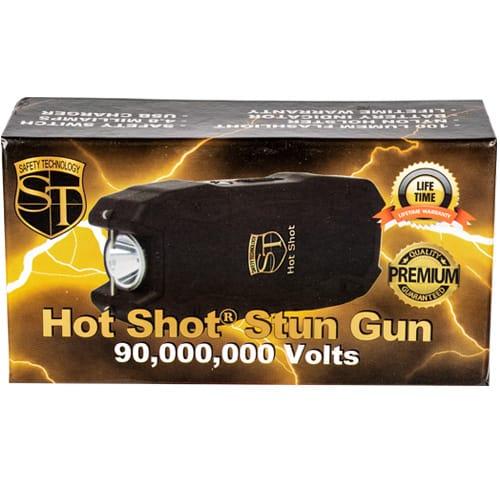 Hot Shot Stun Gun in Packaged Display Box