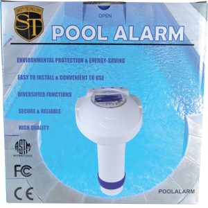 Pool Alarm in Packaging