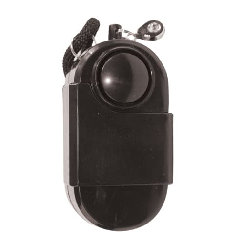 Front View Mini Personal Travel Alarm with Motion Detector