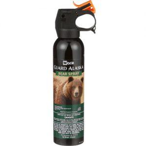 Guard Alaska Pepper Spray Side View